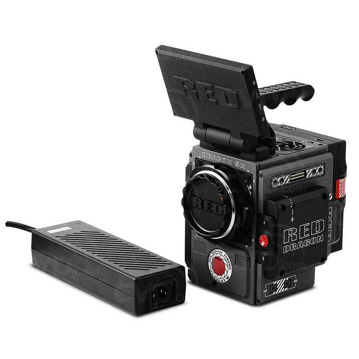 RED DIGITAL CINEMA SCARLET-W RED DRAGON 5K BRAIN V-LOCK EXPANDER ...