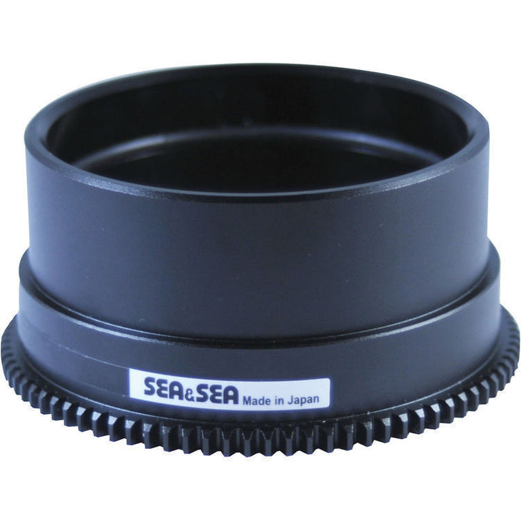 Sea & Sea Zoom Gear for Canon EF-S 10-18mm f/4.5-5.6 IS STM