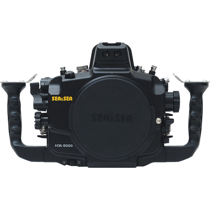 Sea & Sea MDX-D500 Underwater Housing for Nikon D500 (Black)