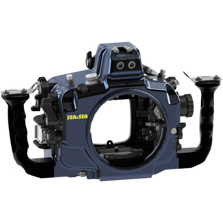 Sea & Sea MDX-D500 Housing for Nikon D500 (Limited Edition Blue)