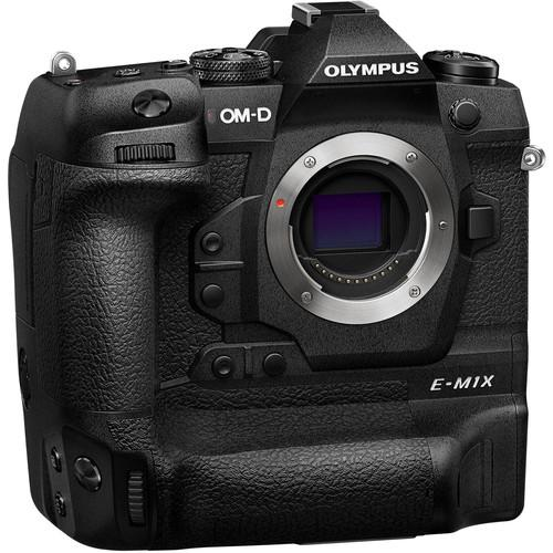 Olympus OM-D E-M1X Mirrorless Digital Camera (Body Only)