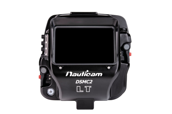 Nauticam DSMC2 REDTOUCH 4.7 Monitor Back for Weapon LT (For use with 16109)