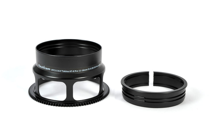Nauticam RTC1116-F Focus Gear for Tokina AT-X Pro 11-16mm F2.8 (IF) DX
