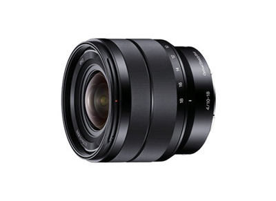 Sony 10-18mm Lens E- Mount for NEX Cameras