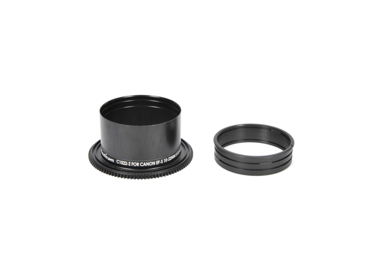 Nauticam C1022-Z Zoom Gear for Canon EF-S 10-22mm f/3.5-4.5 USM