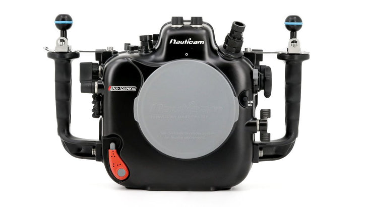 Nauticam NA-1DXIII Underwater Housing for Canon 1DX Mark III Camera