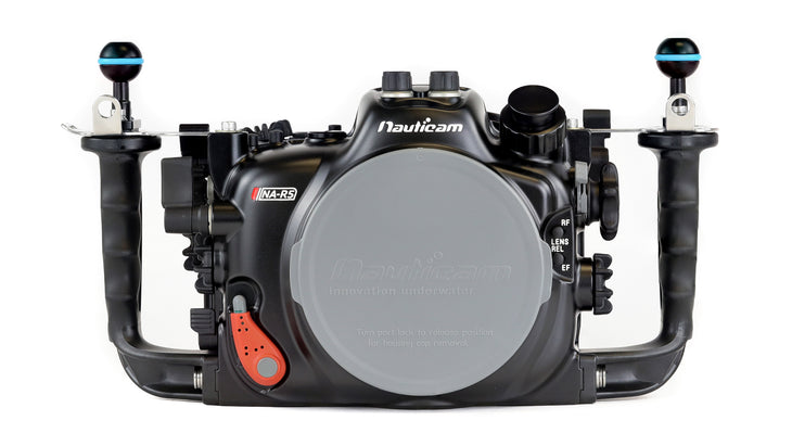 Nauticam NA-R5 Underwater Housing for Canon EOS R5 Camera