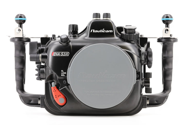 Nauticam NA-S1H Housing for Panasonic Lumix DC-S1H