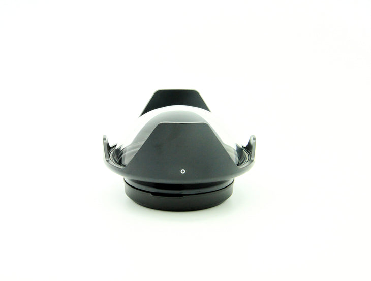 Nauticam 4.33 Acrylic Wide-Angle Dome Port for Lumix G Fisheye 8mm F3.5