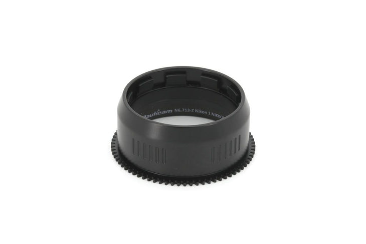 Nauticam N6.713-Z Zoom Gear for Nikon 1 NIKKOR VR 6.7-13mm f/3.5-5.6