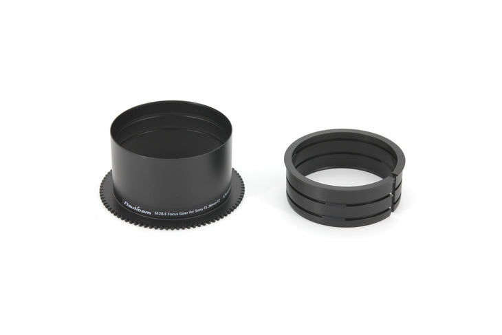 Nauticam SFE28-F Focus Gear for Sony FE 28mm F2