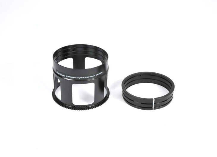 Nauticam SFE2470GM-F Focus Gear for Sony SEL2470GM FE 24-70mm F2.8 GM