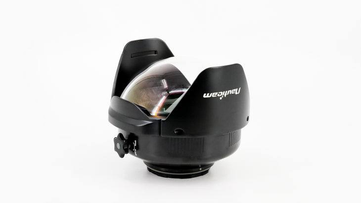 Nauticam WACP-2 ~ 0.57x Wide Angle Conversion Port 2