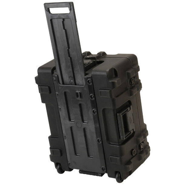 SKB Case 3R Series 22 x 17 x 10, Padded Dividers, Wheels