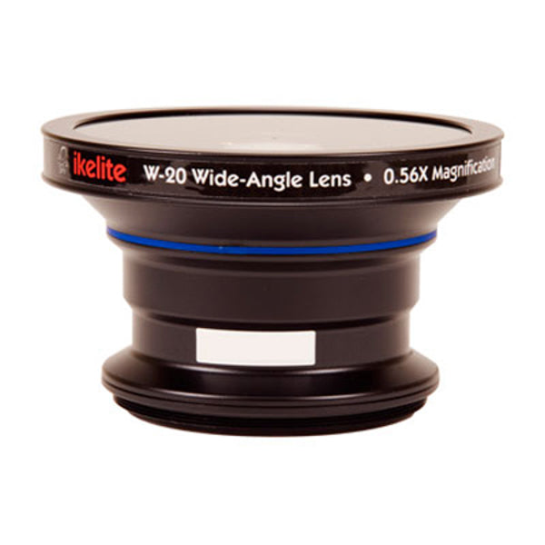 Ikelite W-20 .56x Wide-Angle Lens with 46mm Threads
