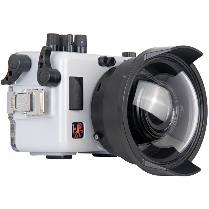 Ikelite 200DLM/A Underwater Housing for Sony Alpha A6300, A6400, A6500 Mirrorless Cameras