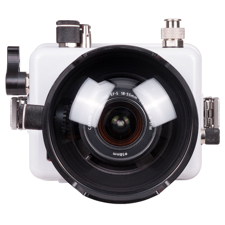 Ikelite Compact DSLR Housing for Canon SL1 / 100D, White