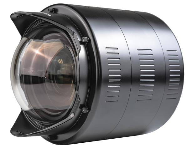 Nauticam 0.36x Wide Angle Conversion Port Set with Aluminum Float Collar for Sigma 18-35mm F1.8