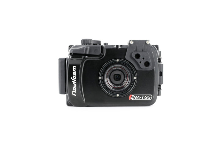 Nauticam NA-TG5 Housing for Olympus Tough TG-5 Camera
