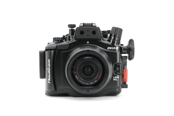 Nauticam NA-EM10III Housing For Olympus OM-D E-M10 Mark III