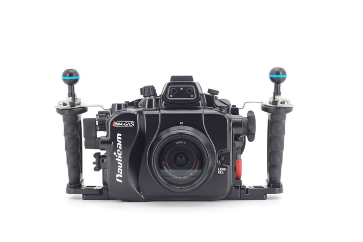 Nauticam NA-GH5 Housing for Panasonic Lumix GH5 Camera