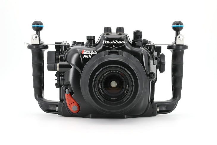 Nauticam NA-6DII Housing for Canon EOS 6D Mark II Camera