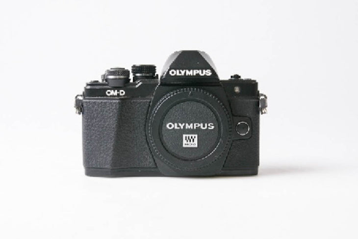 cp.1898 Used Olympus OM-D E-M10 Body, Black
