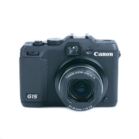 cp.2013 Used Canon G15 Digital Camera