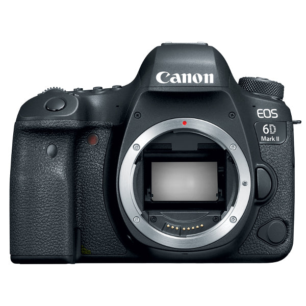 Canon EOS 6D Mark II DSLR Camera (Body Only)