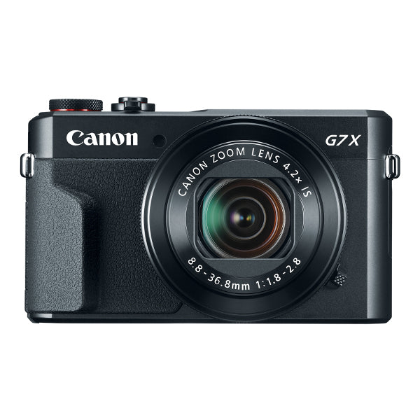 Canon PowerShot G7X Mark II Digital Camera
