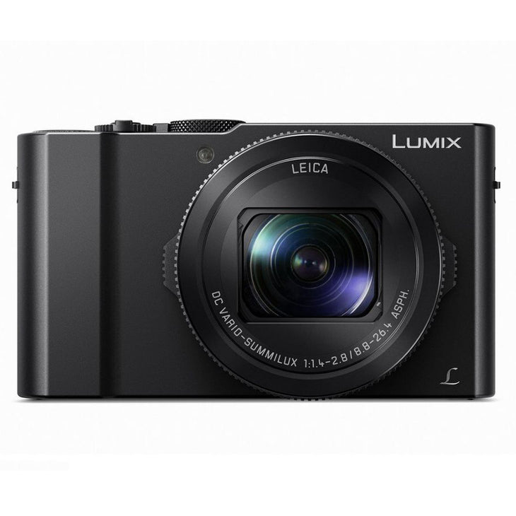 Panasonic Lumix DMC-LX10 Digital Camera (Black)