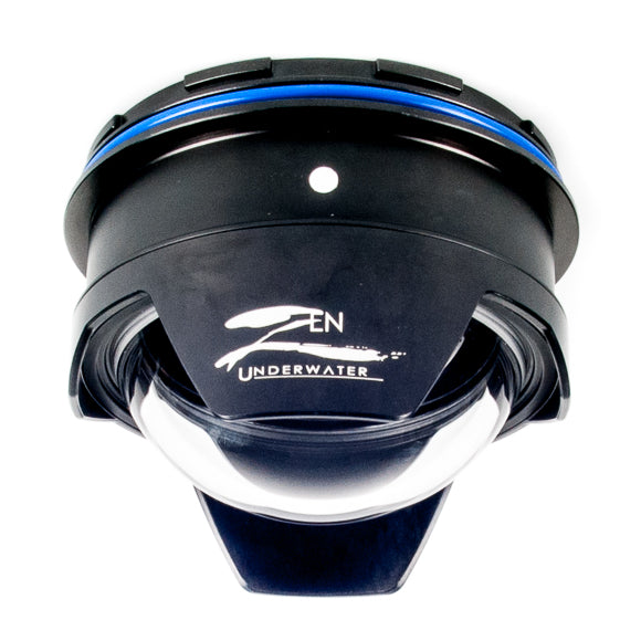 Zen DP-100-ACR 100mm Fisheye Dome with Removable Shade for Aquatica with Canon 8-15/4L