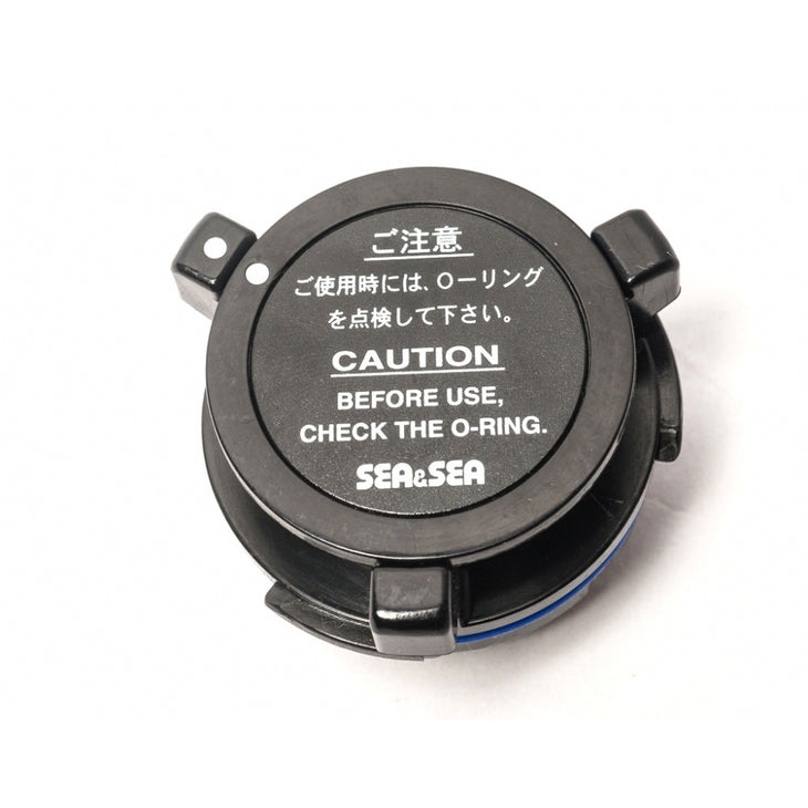 Sea & Sea Replacement Battery Cap for YS-01, YS-02, YS-110, YS-D1, YS-D2, YS-D2J Strobes