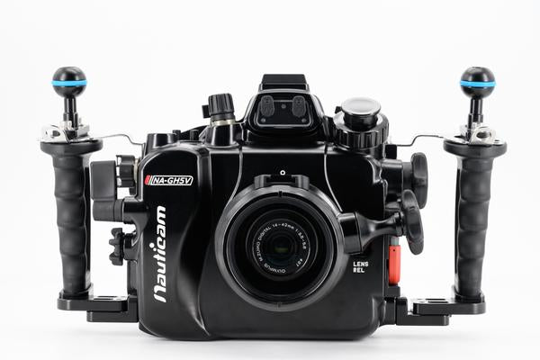 Nauticam NA-GH5V Housing for Panasonic Lumix GH5/GH5S Camera with HDMI 2.0 Support