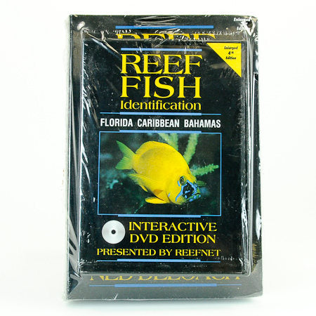 Reef Fish ID DVD/Book Combo Pack