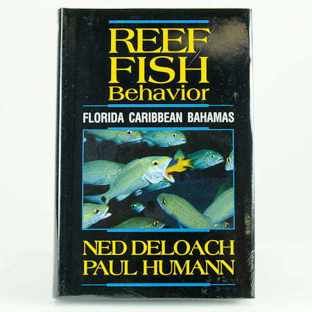 Reef Fish Behavior - Caribbean
