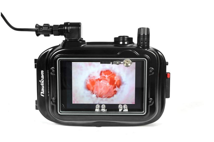 Nauticam Atomos Flame Housing  (with SDI input)  for Shogun Flame/Inferno 7 10-bit 4K/HD SDI / HDMI Recorder/Monitor/Player