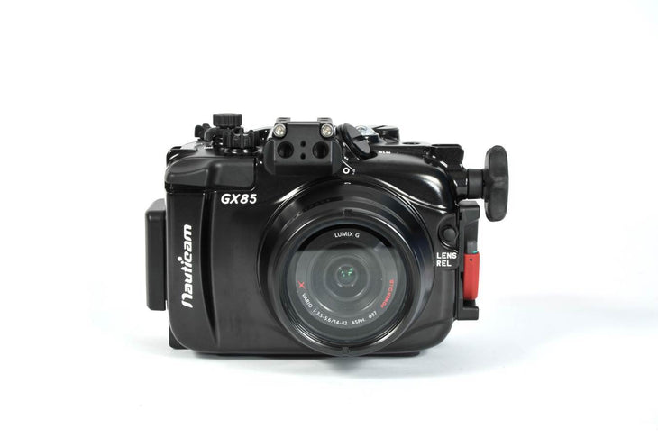 Nauticam NA-GX85 Housing for Panasonic Lumix DMC-GX85/GX80/GX7 Mark II