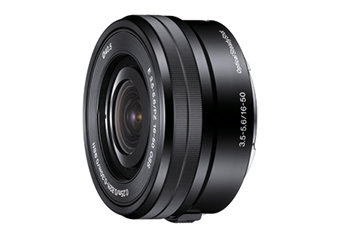 Sony 16-50mm Power Zoom Lens E- Mount for APS-C Cameras