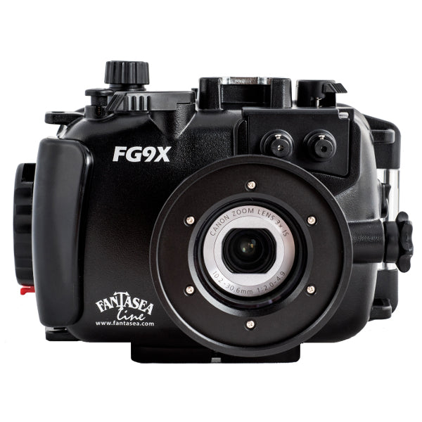 Fantasea FG9X Underwater Housing for Canon G9X and G9X Mark II