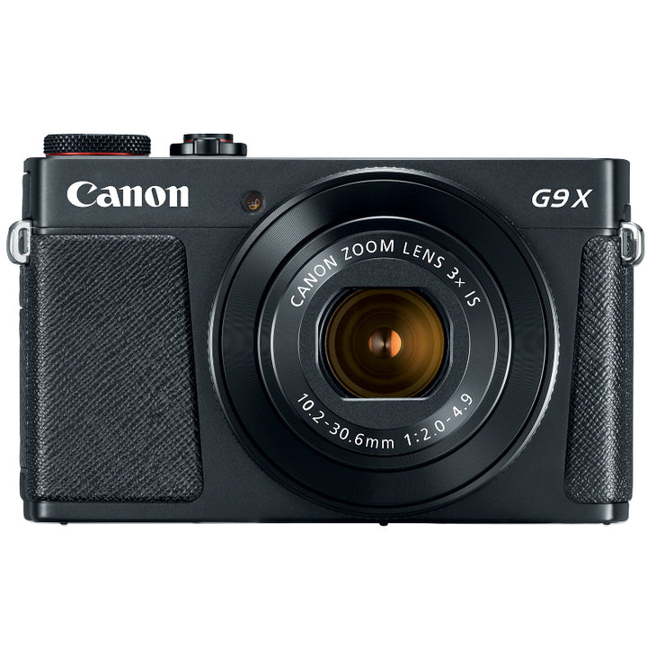 Canon PowerShot G9X Mark II Digital Camera