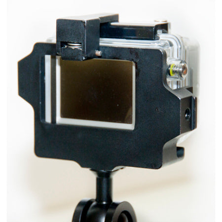 ULCS GoPro Hero3 With LCD Back Ball Mount Cage