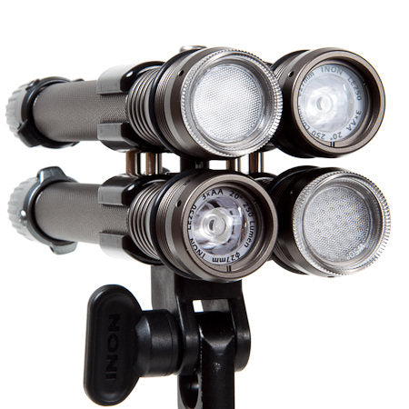 Inon LE250 Quad Light Holder