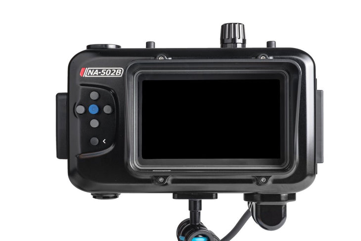 Nauticam NA-502B-H Housing for SmallHD 502 Bright Monitor with HDMI 1.4 input support