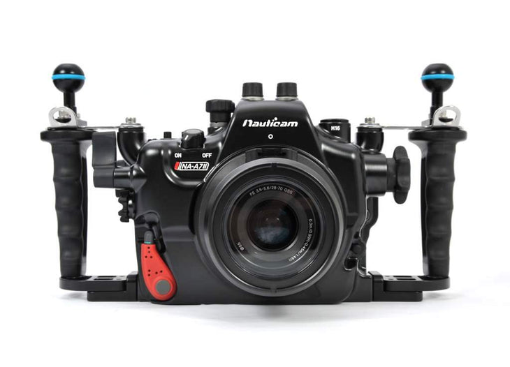 Nauticam NA-A7II Housing for Sony A7II/A7RII/A7SII Cameras