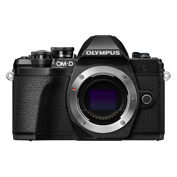 Olympus OM-D E-M10 Mark III Mirrorless Micro Four Thirds Digital Camera (Body Only)