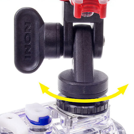 Inon Shoe Base Set (Shoe Base + Z Joint)