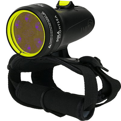 Light & Motion Sola Nightsea Light for Fluorescence Photography