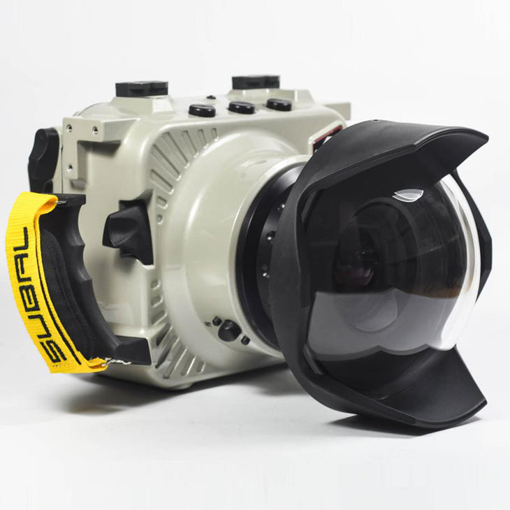 Subal BM4K Underwater Housing for Black Magic 4K