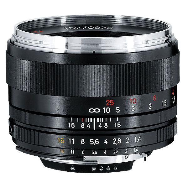 Zeiss Planar T* 50mm f/1.4 ZF.2 for Nikon